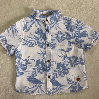 ザラ(ZARA)の子供服 ZARA Baby シャツサイズ90(Tシャツ/カットソー)