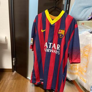 ナイキ(NIKE)のバルセロナユニフォーム(スポーツ選手)