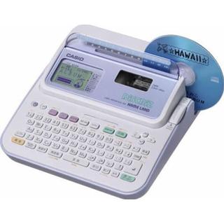 CASIO - 未使用*CASIO ネームランド DISC BIZ KLD-200+テープ付き