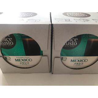 Nestle - ネスカフェ ドルチェグスト専用カプセル メキシコチアパス12p×6箱