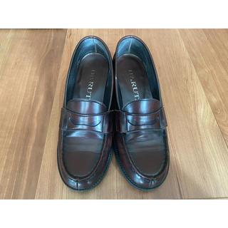 ハルタ(HARUTA)のHARUTA❤︎ローファーブラウン(ローファー/革靴)