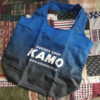 ≪新品≫【送料込み900円】succer shop KAMO エコバッグ(エコバッグ)