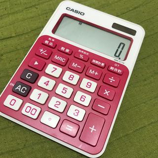 カシオ(CASIO)のCASIO 電卓(オフィス用品一般)