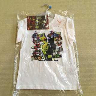 シマムラ(しまむら)の仮面ライダー Tシャツ しまコレ 130cm(Tシャツ/カットソー)