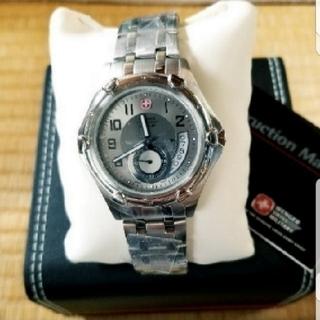 ウェンガー(Wenger)のn ウェンガー WENGER ミリタリー 腕時計(腕時計(アナログ))