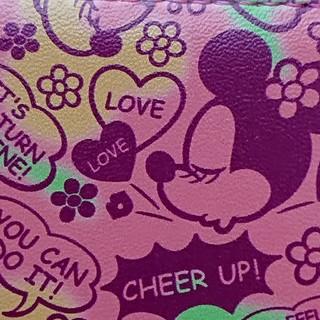 ディズニー(Disney)のディズニースマホケース(モバイルケース/カバー)