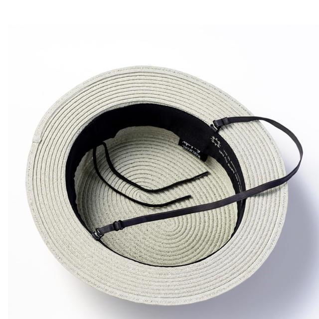 こどもビームス(コドモビームス)のMARLMARL   カンカン帽 kankan 4 sora キッズ/ベビー/マタニティのこども用ファッション小物(帽子)の商品写真