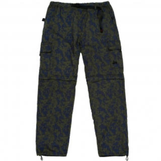 STUSSY - stussy gramicci cargo zip off pant