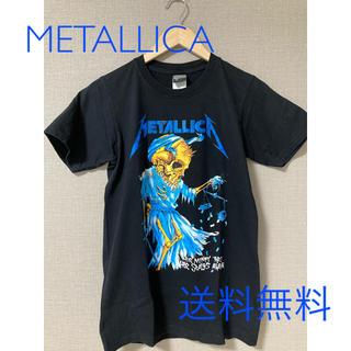 アゲインスト(AGAINST)のメタリカ バンド Tシャツ(Tシャツ/カットソー(半袖/袖なし))