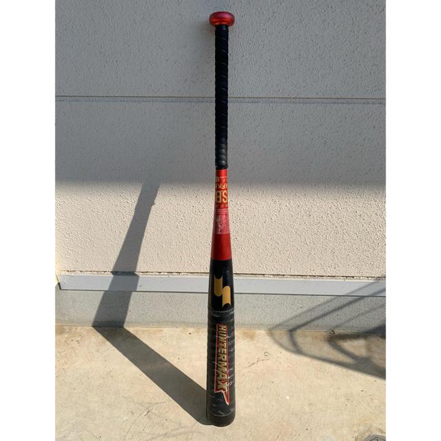 SSK(エスエスケイ)のSSK 軟式野球バット ハンターマックス スポーツ/アウトドアの野球(バット)の商品写真