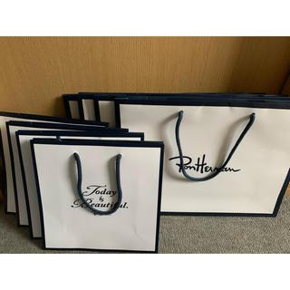 ロンハーマン(Ron Herman)のロンハーマン ショップ袋 8枚(ショップ袋)