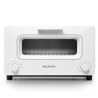 バルミューダ(BALMUDA)の【新品未開封】バルミューダ スチームトースター K01E-WS(調理機器)