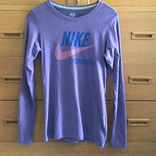 ナイキ(NIKE)のナイキ NIKE スポーツウェア レディース 長袖Tシャツ (Tシャツ(長袖/七分))