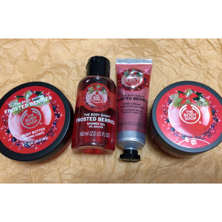 THE BODY SHOP - THE BODY SHOP 詰め合わせセット