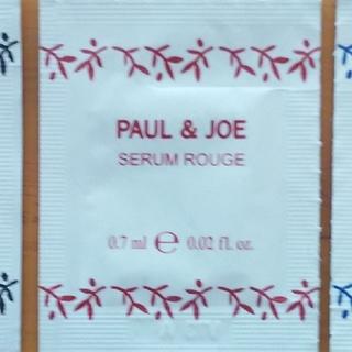 ポールアンドジョー(PAUL & JOE)のPAUL&JOEの美容液、トライアル3種(美容液)