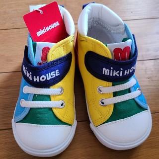 mikihouse - セカンドシューズ 14cm