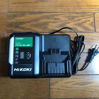 ヒタチ(日立)のハイコーキ 急速充電器 UC18YDL2(バッテリー/充電器)