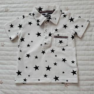 シマムラ(しまむら)の半袖シャツ ポロシャツ 100(Tシャツ/カットソー)
