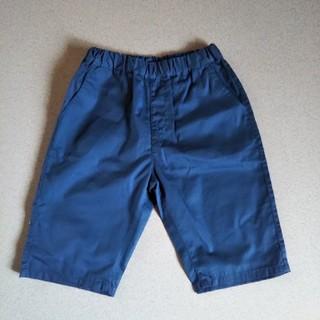 ムジルシリョウヒン(MUJI (無印良品))の「かえ様専用」ハーフパンツ 130 半ズボン(パンツ/スパッツ)