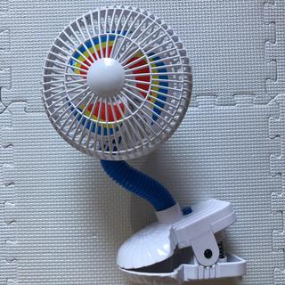 KEL-GAR ケルガー ベビーカー扇風機 ピンホイール・ファン(その他)