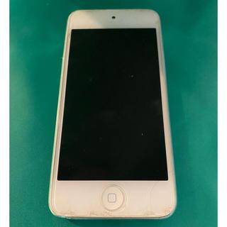 アイポッドタッチ(iPod touch)のiPod touch(第5世代)32GB シルバー(ポータブルプレーヤー)
