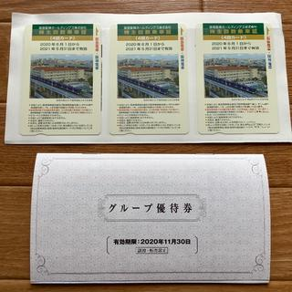 ハンシンタイガース(阪神タイガース)の阪急電車 阪神電車 乗車券 & 割引優待券冊子(鉄道乗車券)