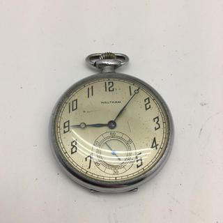 ウォルサム(Waltham)のWALTHAM 懐中時計(腕時計(アナログ))