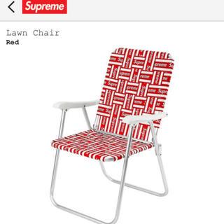 シュプリーム(Supreme)のsupreme Lawn Chair シュプリーム イス 椅子 (折り畳みイス)