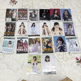 エスケーイーフォーティーエイト(SKE48)のSKE48 生写真(アイドルグッズ)