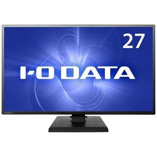 アイオーデータ(IODATA)のEX-LDH271DB [27インチ ブラック](ディスプレイ)