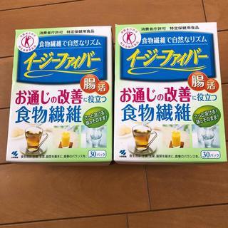 コバヤシセイヤク(小林製薬)の小林製薬 イージーファイバー 30包×2(ダイエット食品)
