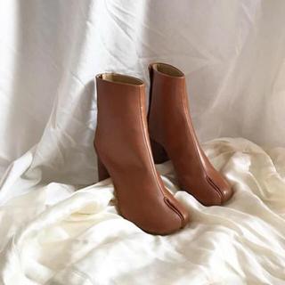 Maison Martin Margiela - 足袋ブーツ