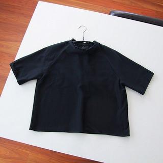 シンゾーン(Shinzone)のTHE SHINZONEの半袖プルオーバー シンゾーンカットソーTシャツiena(カットソー(半袖/袖なし))