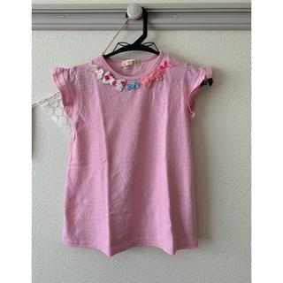 WILL MERY - リボンTシャツ 130cm