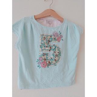アナスイミニ(ANNA SUI mini)のアナスイミニ Tシャツ カットソー size110(Tシャツ/カットソー)