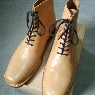 オーセンティックシューアンドコー(AUTHENTIC SHOE&Co.)の竹ヶ原敏之介 AUTHENTIC SHOE & Co サイズ26.0(ブーツ)