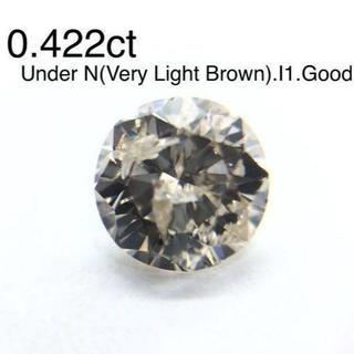 特別な…✨0.422ctダイヤモンド…✨柔らかい煌めき(リング(指輪))