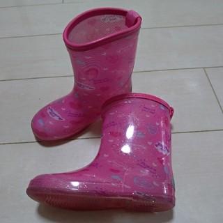 しまむら - 長靴ピンク