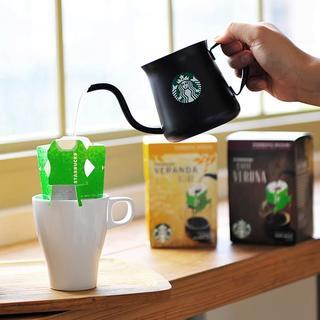 スターバックスコーヒー(Starbucks Coffee)のスターバックス :ドリップポット サイレン ロゴ ケトル 台湾 スタバ(調理道具/製菓道具)