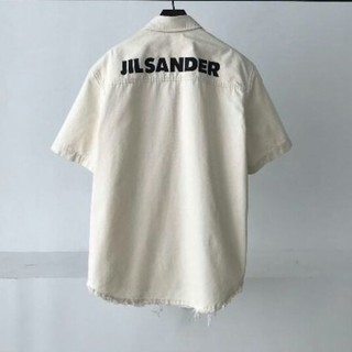 ジルサンダー(Jil Sander)のJil sander スタッフシャツ(シャツ)