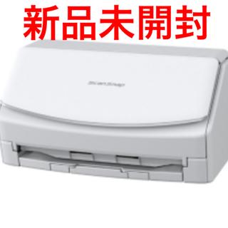 フジツウ(富士通)の新品未開封 富士通 ScanSnap iX1500 ホワイト fujitsu(PC周辺機器)