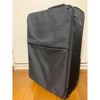 ムジルシリョウヒン(MUJI (無印良品))の無印良品 ソフトキャリーケース(S)(スーツケース/キャリーバッグ)