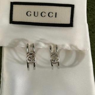 グッチ(Gucci)のグッチ リング『17号.11号(実寸10)』のペアー(リング(指輪))