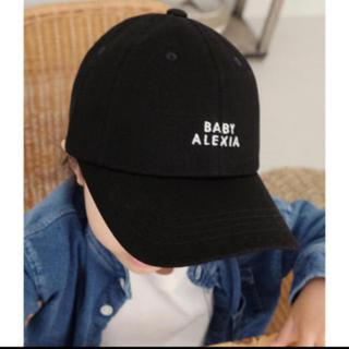 アリシアスタン(ALEXIA STAM)のALEXIA STAM(帽子)