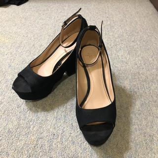 ザラ(ZARA)のZARA オープントゥ  サンダル 靴 (サンダル)