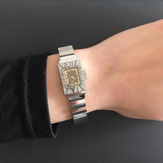 カバンドズッカ(CABANE de ZUCCa)の電池切れ シルバーの時計(腕時計)