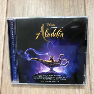 ディズニー(Disney)のアラジン オリジナル・サウンドトラック<英語盤>(映画音楽)