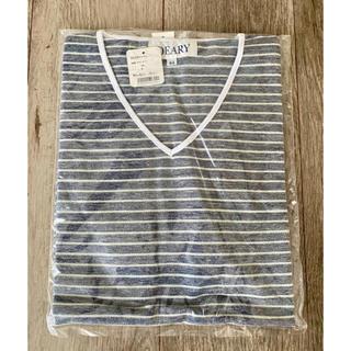 エイトバイ(Eight by)のDEARY デアリー ボーダーTシャツ 最終(Tシャツ/カットソー(半袖/袖なし))