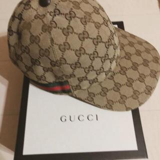 Gucci - 正規品❗️GUCCI キャップ