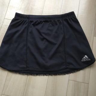 アディダス(adidas)のミニスカート 黒(ミニスカート)